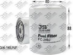Фильтр топливный JS ASAKASHI FC208J