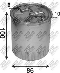 Фильтр топливный JS ASAKASHI FS0037