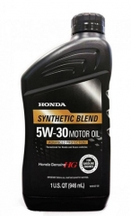 HONDA SYNTHETIC BLEND 5W-30 (087989034)