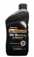 HONDA SYNTHETIC BLEND 5W-30 (087989034)