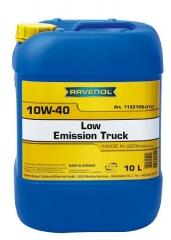 RAVENOL Low Emission Truck 10W-40