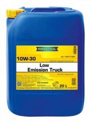 RAVENOL Low Emission Truck 10W-30