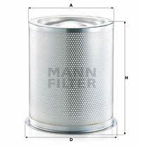 Сепаратор MANN-FILTER 4930553101