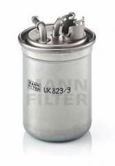 Фильтр топливный MANN-FILTER WK 823/3 X