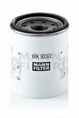 Фильтр топливный MANN-FILTER WK 923/2 X