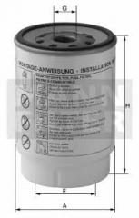 Фильтр топливный MANN-FILTER WK 924/1 X
