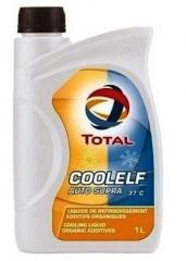 Антифриз TOTAL COOLELF AUTO SUPRA -37°C Red G12+