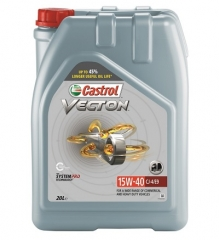 CASTROL VECTON 15W-40 CJ-4/E9