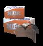 Накладки тормозные барабанные NIBK BL1032