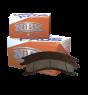 Колодки тормозные NIBK PN0451