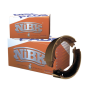 Колодки тормозные барабанные NIBK FN0650