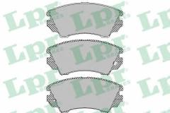 Колодки тормозные дисковые LPR 05P1467