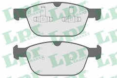 Колодки тормозные дисковые LPR 05P1597