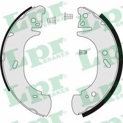 Колодки тормозные барабанные LPR 06750