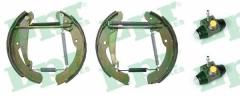 Колодки тормозные барабанные LPR OEK516