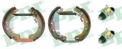 Колодки тормозные барабанные LPR OEK535