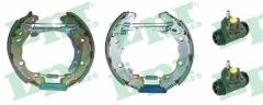 Колодки тормозные барабанные LPR OEK693