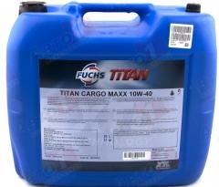FUCHS TITAN CARGO MAXX 10W-40 XTL