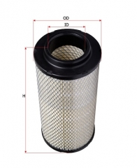 Фильтр воздушный SAKURA AS51540