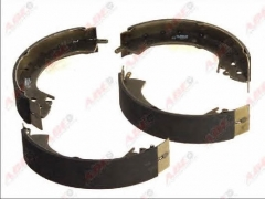 Колодки тормозные барабанные ABE C05001ABE