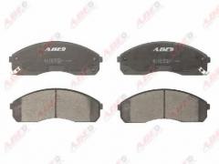 Колодки тормозные дисковые ABE C10316ABE