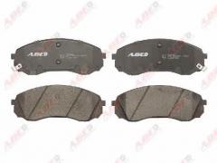 Колодки тормозные дисковые ABE C10327ABE