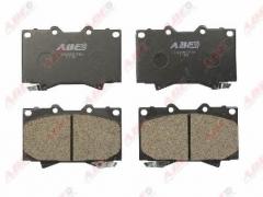 Колодки тормозные дисковые ABE C12088ABE