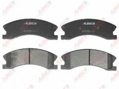Колодки тормозные дисковые ABE C1Y036ABE