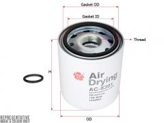 Фильтр осушителя SAKURA AC8301