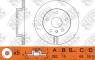 Диск тормозной NIBK RN1295V