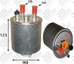 Фильтр топливный JS ASAKASHI FS43001