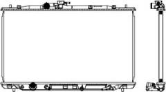 Радиатор охлаждения SAKURA 3071-8507