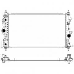 Радиатор охлаждения SAKURA 30811008