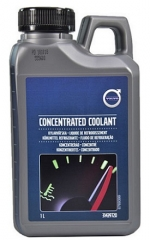 Антифриз VOLVO Concentrated Coolant Зеленый