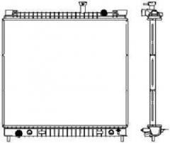 Радиатор охлаждения SAKURA 32511013