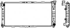Радиатор охлаждения SAKURA 3301-1003