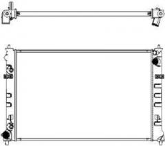 Радиатор охлаждения SAKURA 3301-1016
