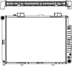 Радиатор охлаждения SAKURA 3311-1003