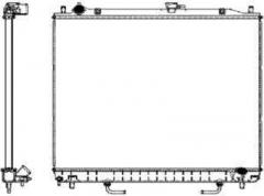 Радиатор охлаждения SAKURA 3321-1011