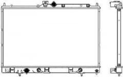 Радиатор охлаждения SAKURA 33211024
