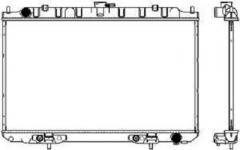 Радиатор охлаждения SAKURA 3341-1016