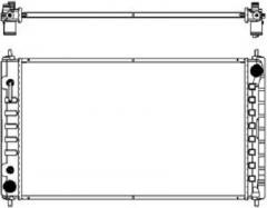 Радиатор охлаждения SAKURA 3341-8501