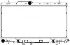 Радиатор охлаждения SAKURA 34211003