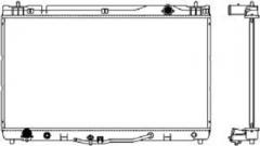 Радиатор охлаждения SAKURA 34611034