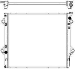 Радиатор охлаждения SAKURA 34611048