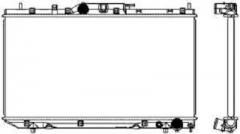 Радиатор охлаждения SAKURA 34611062