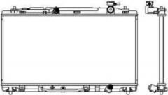 Радиатор охлаждения SAKURA 34618505