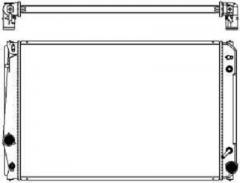 Радиатор охлаждения SAKURA 3461-8509