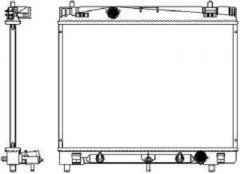 Радиатор охлаждения SAKURA 3461-8510