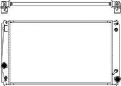 Радиатор охлаждения SAKURA 3461-8518